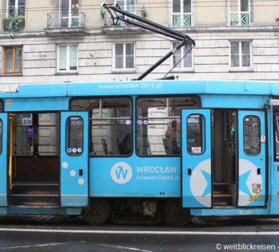Breslau_WroclawEuropeanCapital2016_Strassenbahn