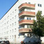 München_Siedlungsbau_Amerikanerblock