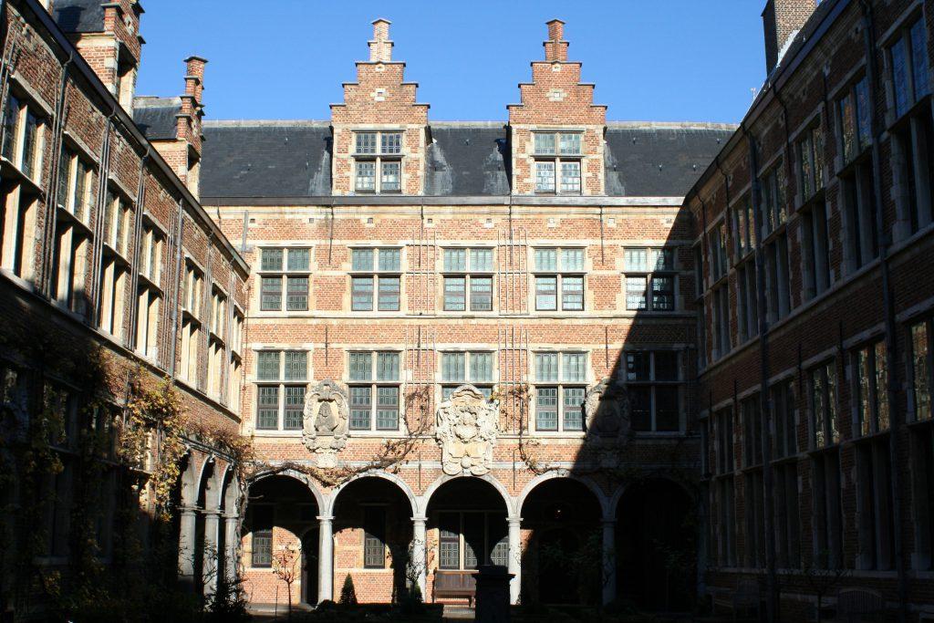 Antwerpen - Plantin Moretus Museum