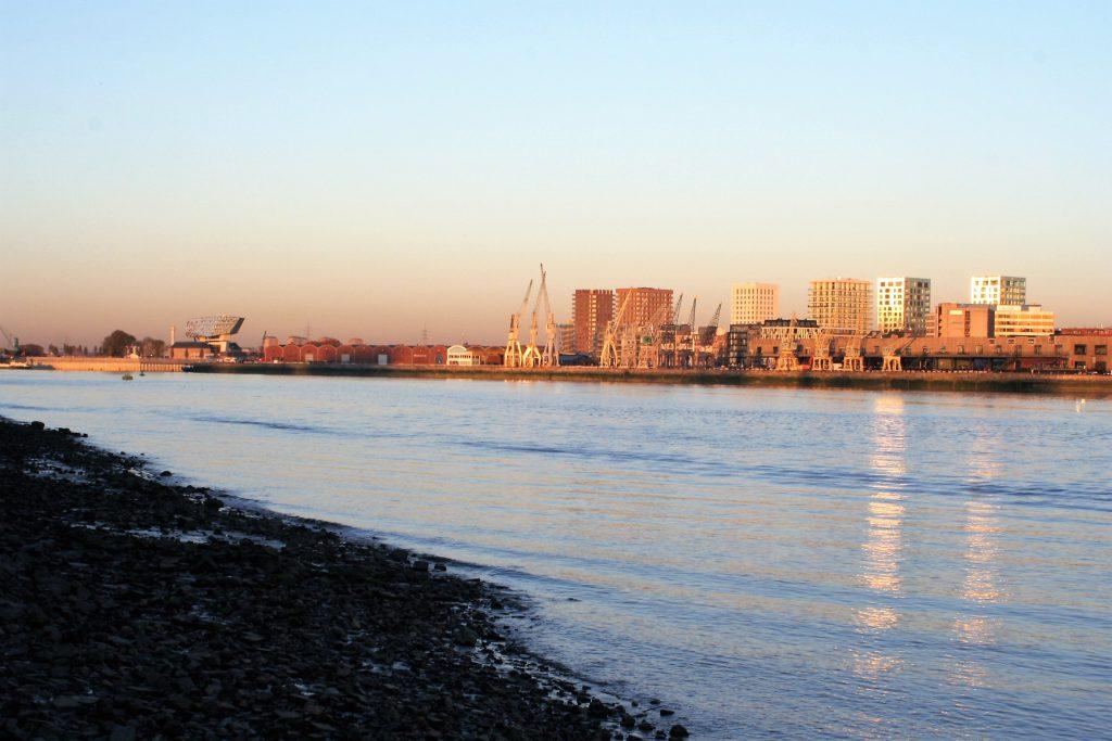 Antwerpen - Schelde-Impressionen 3
