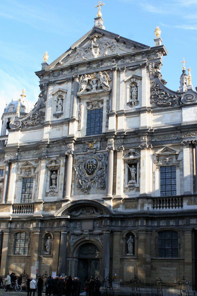 Antwerpen - Carolus Borromeus Kirche