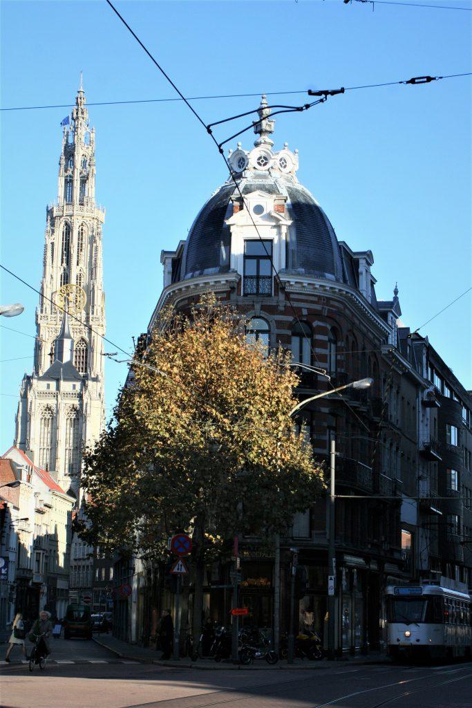 Antwerpen - Altstadt