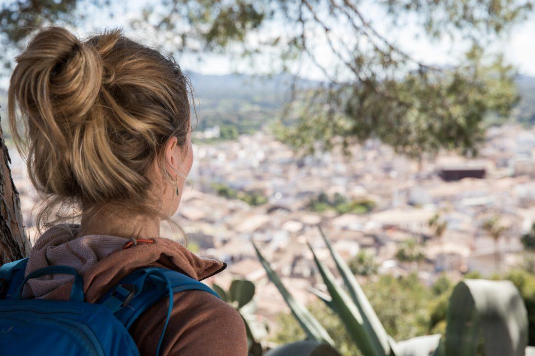 Provence - Ausblicke beim Wandern