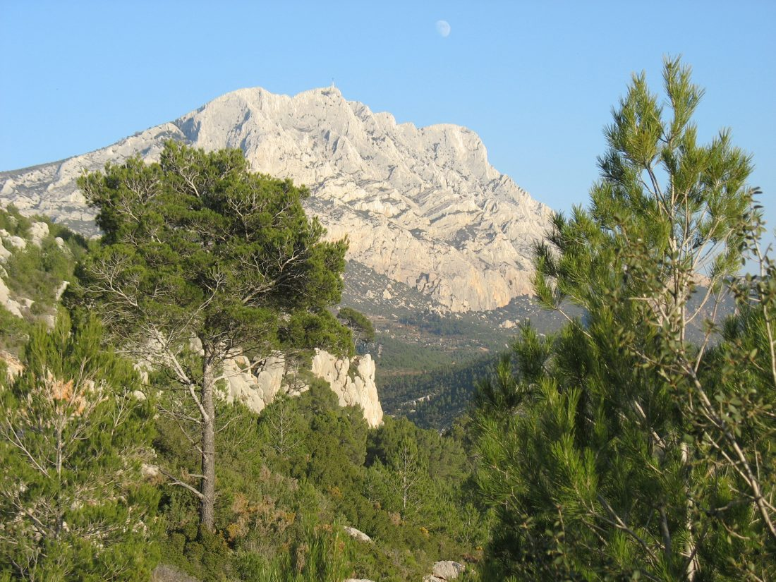 Mont St. Victoire
