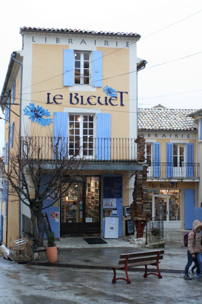 Banon Buchhandlung Le Bleuet