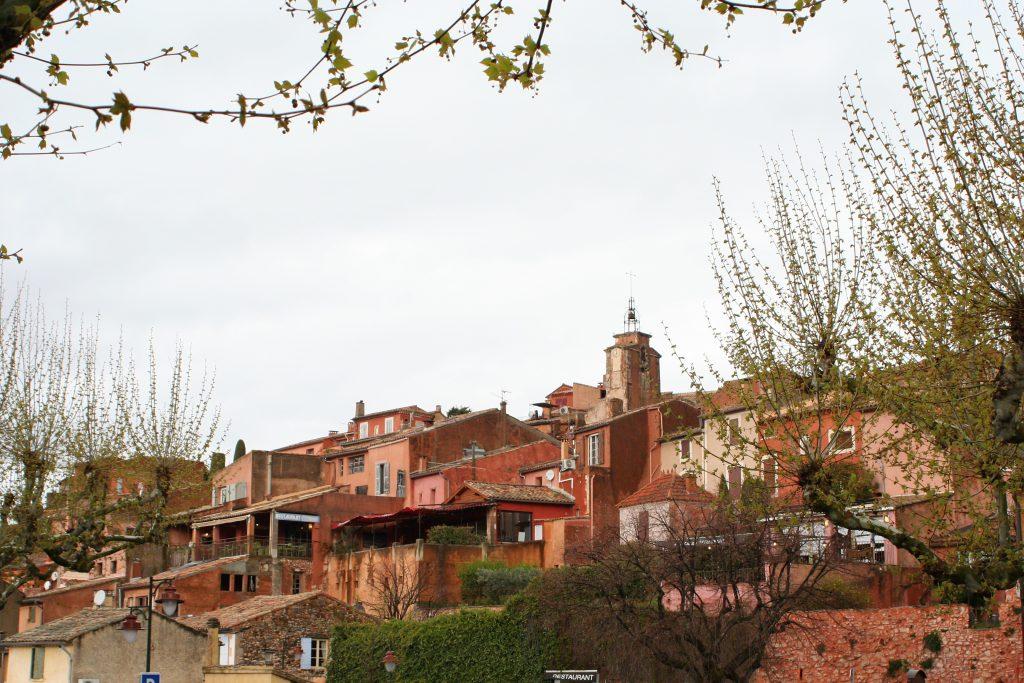 Roussillon Ortsansicht
