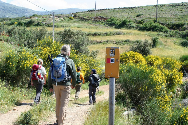Wandern_Andros_Route