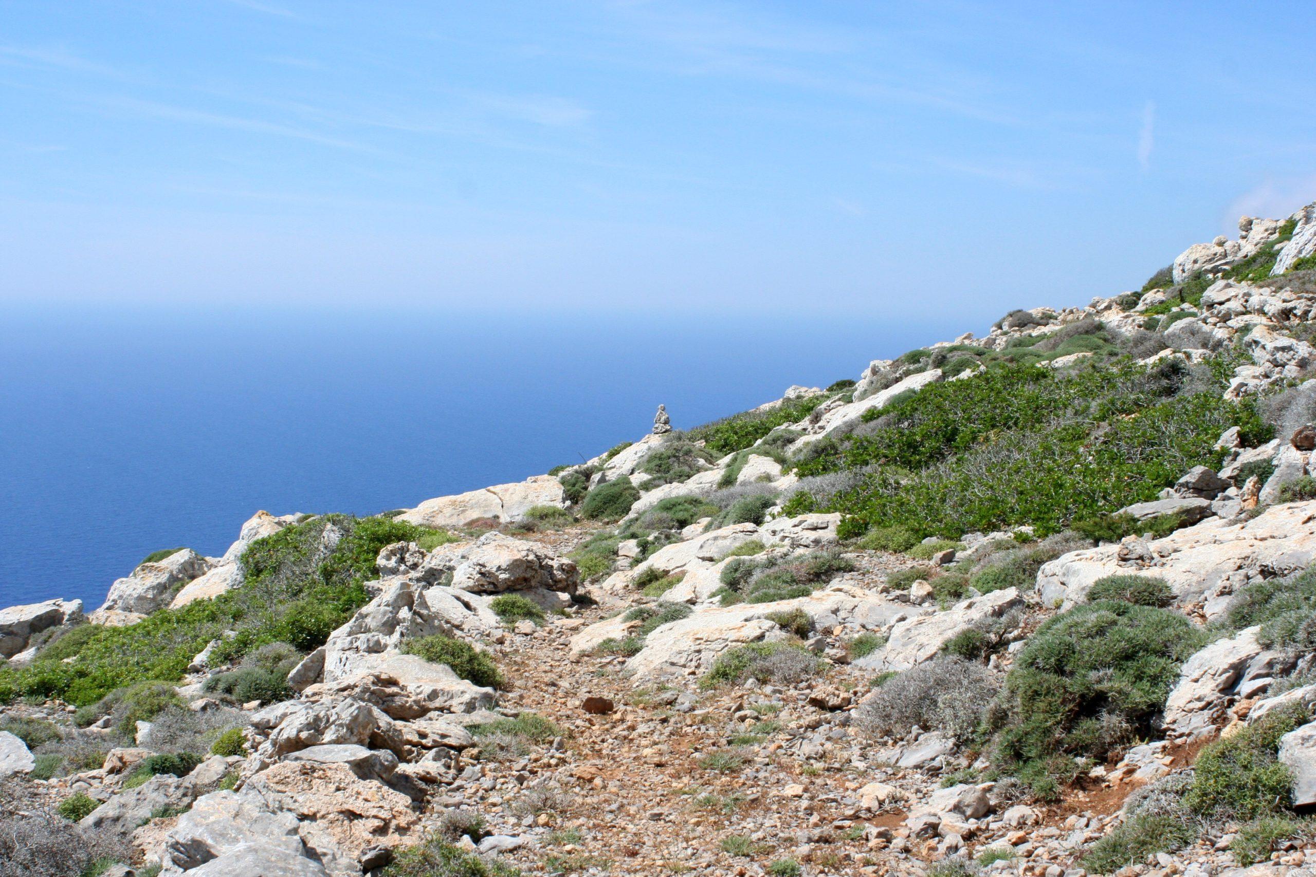 weitblickreisen - wandern auf der griechischen Insel Karpathos